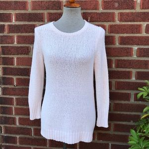 J Crew Knit Pullover Crew Neck Sweater Medium